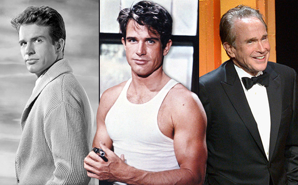 Warren Beatty momentos de su vida