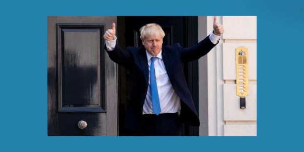 Boris Johnson foto 1