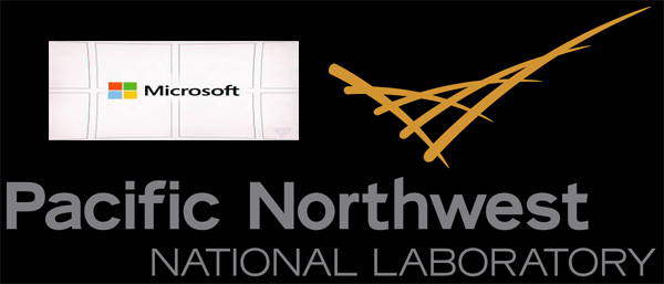 Microsoft y Pacific Northwest National Laboratory