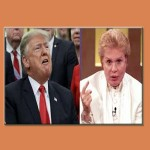 Walter Mercado y Donald Trump