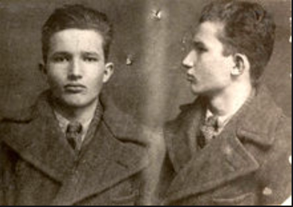 Nicolae Ceausescu joven