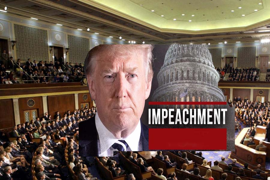 Impeachment' a Trump en el Senado foto 9