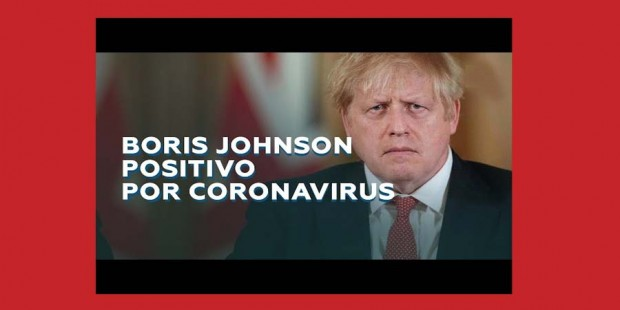 Boris Johnson Coronavirus foto 2