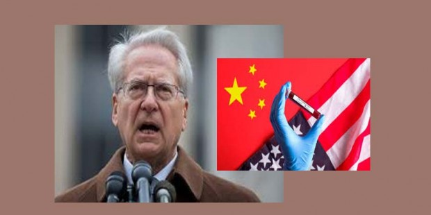 Larry Klayman demanda a China