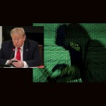 Donald Trump y ataque de hackers