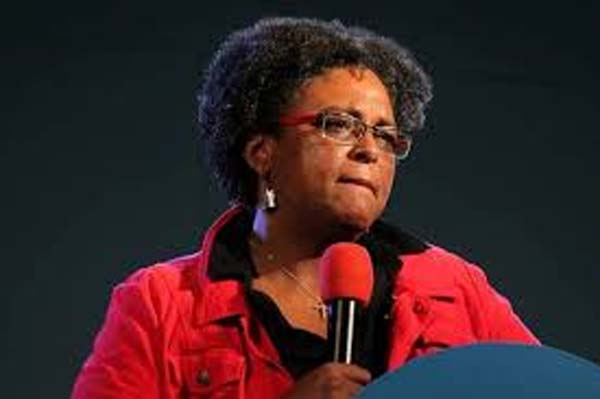 Mia Mottley Barbados
